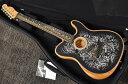 Fender Limited Edition American Acoustasonic Telecaster 〜Black Paisley〜 #US217849A 【2.33kg】【池袋店】・・・
