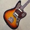 【新品アウトレット特価】Fender American Original '60s Jaguar 〜3-Color Sunburst〜 #V1747164 【3.70kg】【ラッカーフィニッシュ】【送料無料】【池袋店在庫品】