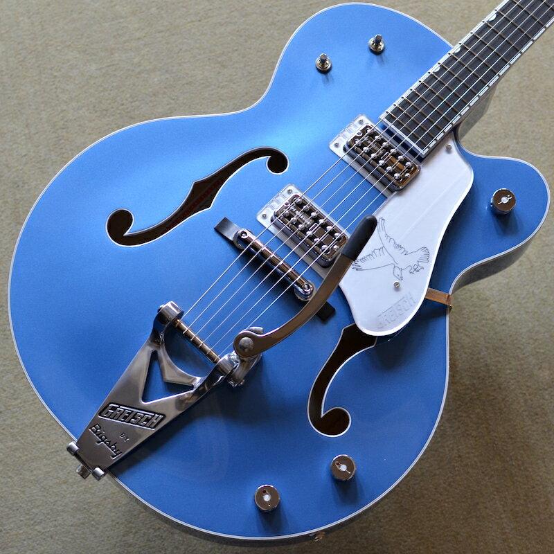 ギター, エレキギター Gretsch G6136T-59 Limited Edition Falcon with Bigsby, Lake Placid Blue JT18125158 3.74kgTV Jones