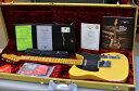 【新品】Fender Custom Shop Limited Edition 1951 Telecaster Relic 〜Aged Nocaster Blonde〜 #R97212 【軽量3.07kg】【クオーターソーンネック】【ハンドワウンド・ピックアップ】【限定モデル】【選定品】【送料無料】 【池袋店在庫品】