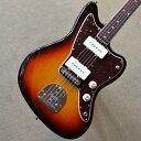 【新品】Fender American Original '60s Jazzmaster 〜3-Color Sunburst〜 #V1743777 【3.73kg】【良杢個体】【ラウンドローズウッド指板】【9.5インチラジアス指板】【ヴィンテージトールフレット】【ラッカーフィニッシュ】【送料無料】【池袋店在庫品】