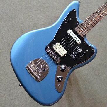 【新品】Fender Player Jaguar 〜Tidepool〜 #MX19117402 【3.60kg】【うっすらフレイムネック個体】【ハムバッカー】【コイルタップ】【送料無料】 【池袋店在庫品】