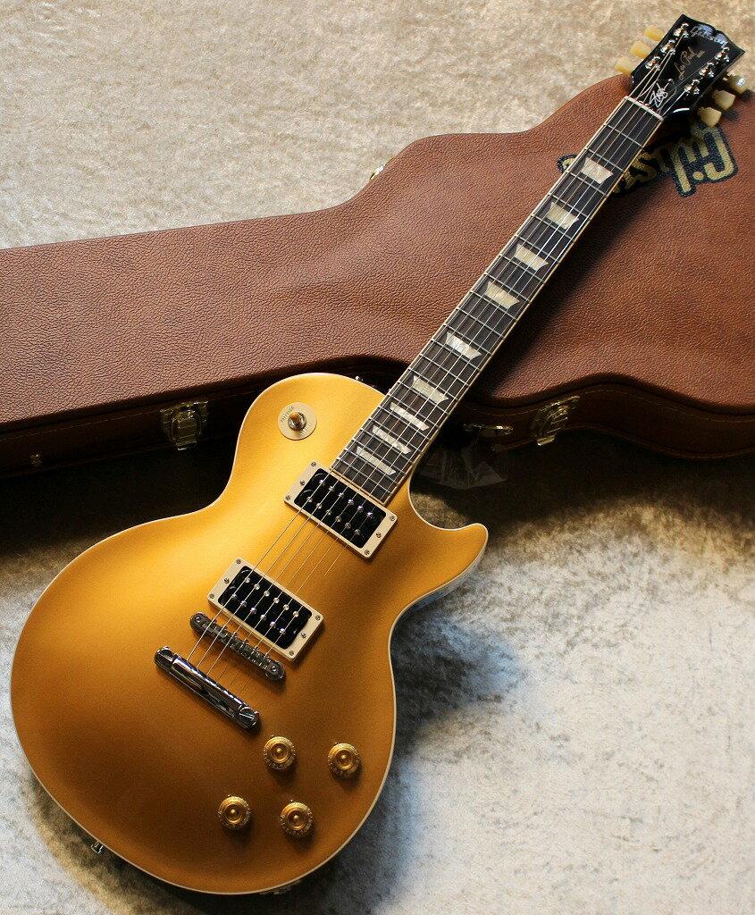 """Gibson""""Victoria""""SlashLesPaulStandard〜GoldTop〜#226500280【4.24kg】【池袋店在庫品】"""
