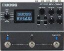BOSS RV-500 Reverb 【初回分予約受付中】【7月8日発売予定】【送料無料】 【新品】【池袋店在庫品】