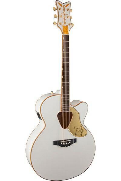ギター, エレアコギター Gretsch G5022CWFE Rancher Falcon (White) ONLINE STORE