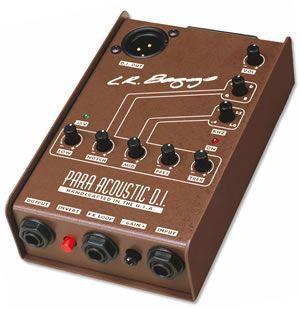 DAW・DTM・レコーダー, ダイレクトボックス L.R.Baggs Para Acoustic D.I. ONLINE STORE
