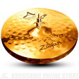 "Zildjian A Zildjian Series 13"" / 30cm POCKET HiHat Bottom Heavy [NAZL13PK.HHBM] 《ハイハットシンバル / ボトム》 【送料無料】【ONLINE STORE】"