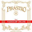 Pirastro ''FLEXOCOR DELUXE''【SET】【新品】【日本総本店在庫品】
