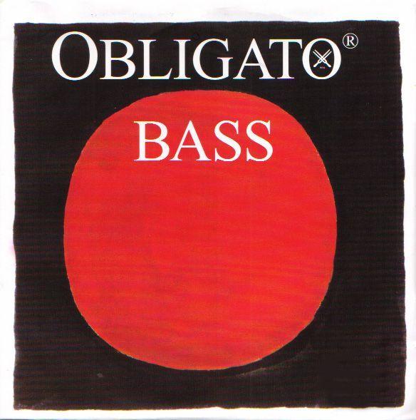 ベース, ウッドベース Pirastro OBLIGATO BASS2D