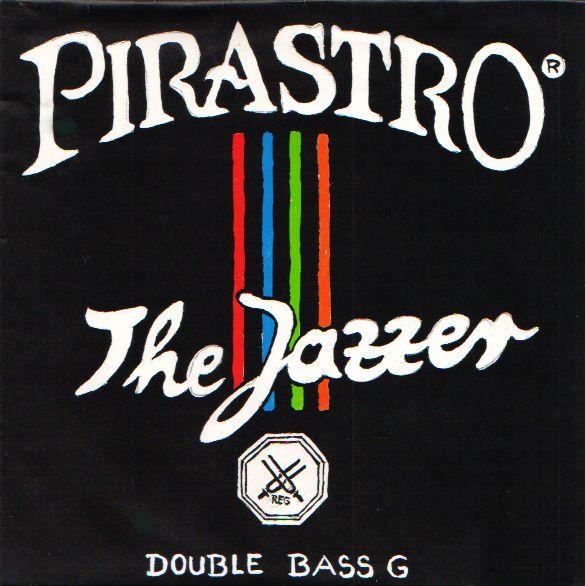 ベース, ウッドベース Pirastro THE JAZZER1G