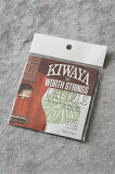 KIWAYA×WORTH STRINGS K-BM(ソプラノ〜テナー対応) 《ウクレレ弦/フロロカーボン弦》【ネコポス】【ONLINE STORE】