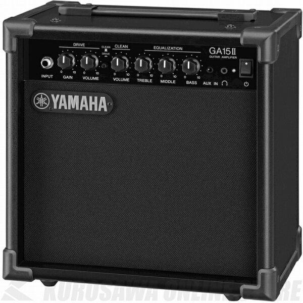 YAMAHAヤマハGA15II(ギターアンプ/コンボアンプ)