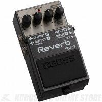 BOSSRV-6Reverb《エフェクター/リバーブ》【送料無料】
