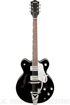 Gretsch G6137TCB Panther Center-Block (Black)《エレキギター》【送料無料】【ONLINE STORE】