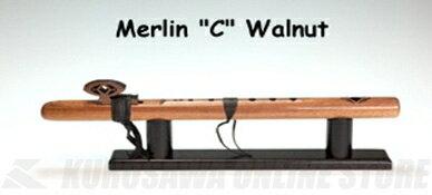 HighSpiritsFlutesマーリン106-Wkey/Cウォルナット材450mm《インディアンフルート》   ONLINE