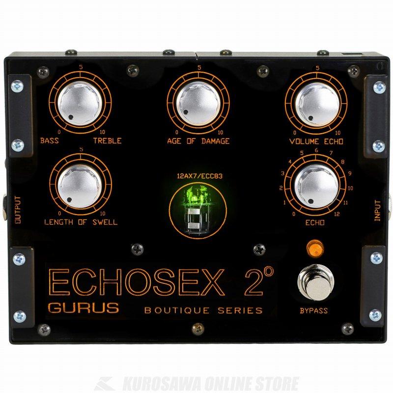 ギター用アクセサリー・パーツ, エフェクター Gurus Amp Echosex 2ONLINE STORE