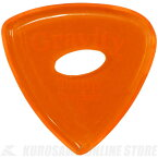 GRAVITY GUITAR PICKS GTRS3PE (3.0 mm with Elipse Grip Hole, Orange) 《ピック》【ネコポス】【ONLINE STORE】