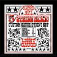 ERNIE BALL #2312 Light 5-String Loop End Stainless Steel Banjo Guitar Strings《バンジョー弦》【ネコポス】