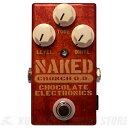 Chocolate Electronics Naked Crunch O.D. [3343](エフェクター/オーバードライブ)(送料無料)(ご予約受付中)【ONLINE STORE】