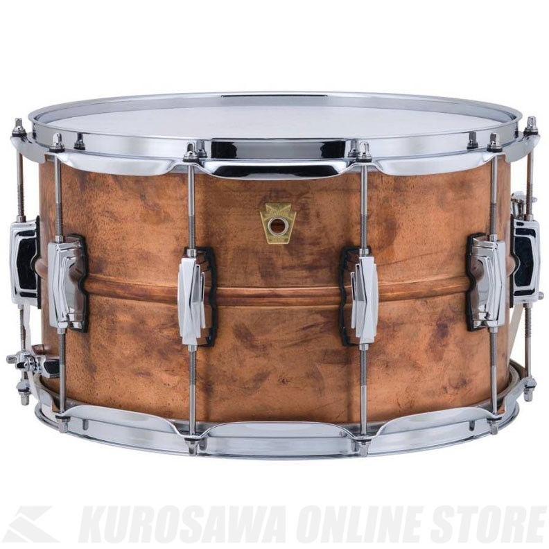 ドラム, スネア Ludwig Copper Phonic Series LC608RONLINE STORE