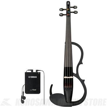 YAMAHA Silent Violin YSV104S BL 弓・ハードケース・松脂付きセット 《サイレントバイオリン》 【送料無料】【ONLINE STORE】