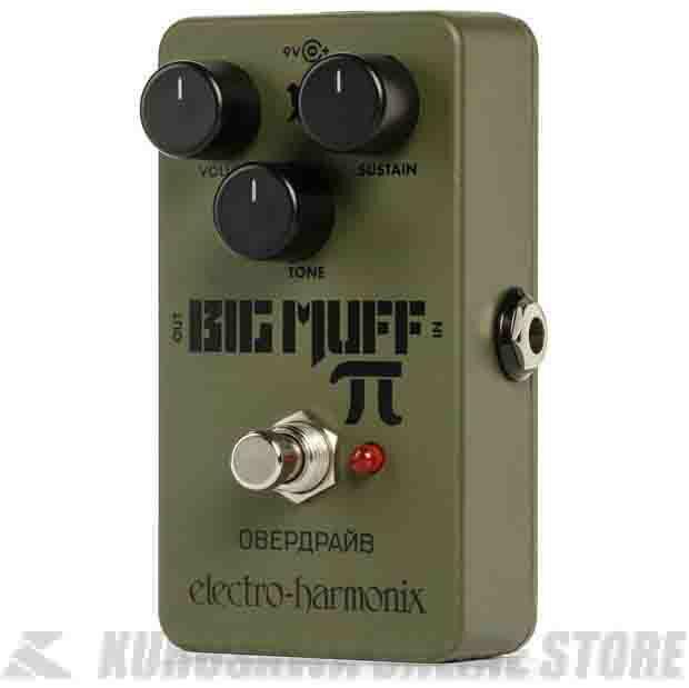 ギター用アクセサリー・パーツ, エフェクター Electro-Harmonix Green Russian Big Muff DistortionSustainer ()() ONLINE STORE