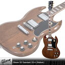 Gibson SG Standard 2014 Walnut [SG14WNRC1] (エレキギター)(送料無料)(アウトレット特価) 【ONLINE STORE】