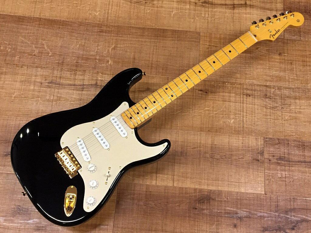 ギター, エレキギター Fender Made in Japan Traditional 50s Stratocaster Anodized Black