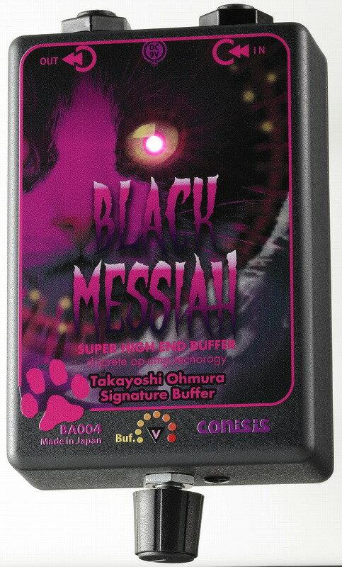 ベース用アクセサリー・パーツ, エフェクター CONISIS BLACK MESSIAH II BA00410