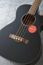 FenderCB-60SCE-Black-【New】【アコースティックベース】【名古屋店】