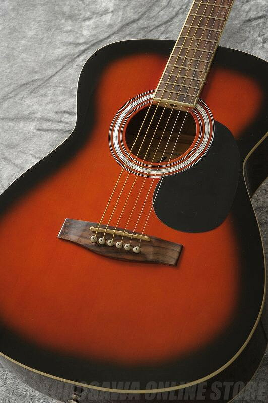 ギター, アコースティックギター LEGEND FG-15 BS(Brown Sunburst)