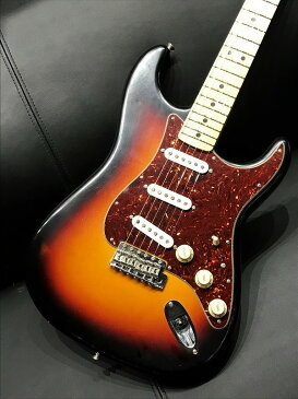Fender Custom Shop Master Built 1969 Stratocaster Closet Classic by Greg Fessler 〜3-Tone Sunburst〜【新品】【現地選定品】【おちゃのみず楽器在庫品】