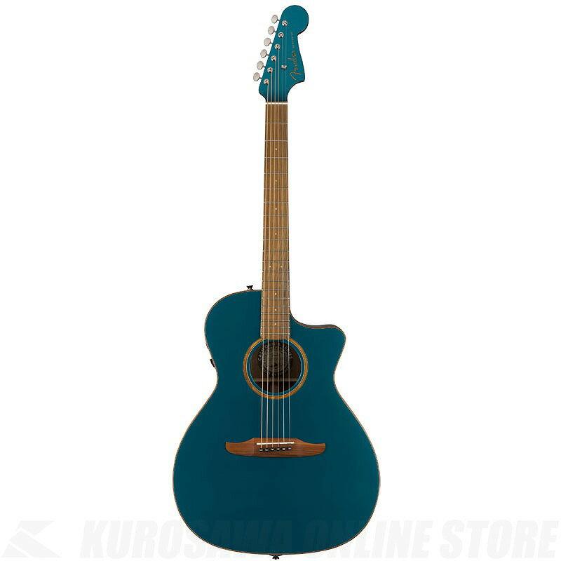 ギター, アコースティックギター Fender Acoustics Newporter Classic(Cosmic Turquoise) ONLINE STORE
