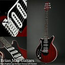 Brian May Guitars Brian May Special Red Left Hand (Antique Cherry) 【Queen / ブライアン・メイ】【レッドスペシャル】【レフティー】【ご予約受付中】【池袋店】