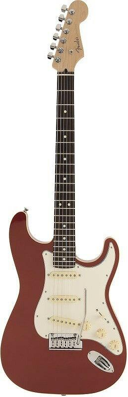 ギター, エレキギター Fender Made in Japan Modern Stratocaster, Rosewood Fingerboard, Sunset Orange Metallic ONLINE STORE