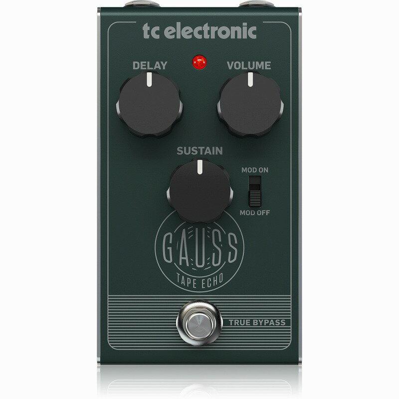 ギター用アクセサリー・パーツ, エフェクター tc electronic GAUSS TAPE ECHO ONLINE STORE