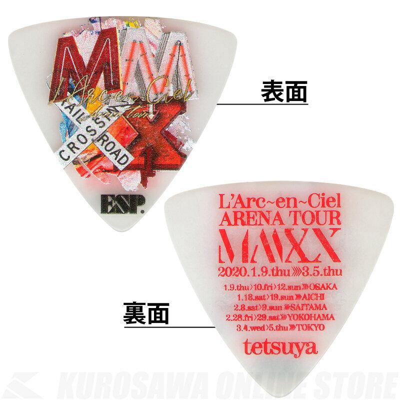 ギター用アクセサリー・パーツ, エフェクター ESP Signature Pick Series tetsuya Model PA-LT10-MMXX White100(20201)ONLINE STORE