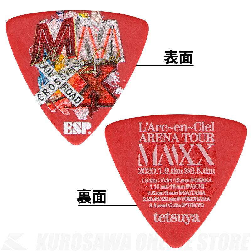 ギター用アクセサリー・パーツ, エフェクター ESP Signature Pick Series tetsuya Model PA-LT10-MMXX Red100(20201)ONLINE STORE