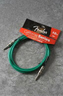 FenderInstrumentCables10'CaliforniaCable(SurfGreen)《シールド》