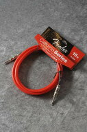 FenderInstrumentCables15'CaliforniaCable(CandyAppleRed)《シールド》