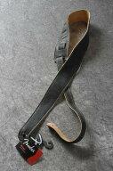 FenderRoadWornStrap,Black