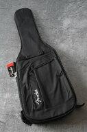 FenderUrbanStrat/TeleGigBag,Black《ギター用ギグバッグ》