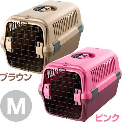 リッチェル キャンピングキャリー M(犬用・猫用・ペット用キャリーバッグ/コンテナ) ●シー...