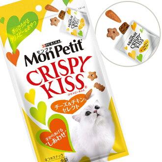 Montpetit Kiss crispy cheese & chicken select 30 g