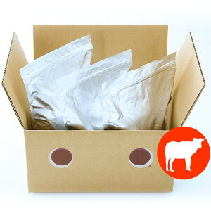 ドットわん ごはんお得用パック 3kg入り 【国産・無添加・自然食ドッグフード】【ドライフード/成犬用(アダルト)/ペットフード/DOG FOOD/ドックフード】【どっとわん・ドットワン】 SS対象商品
