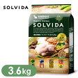 SOLVIDA ソルビダ ドッグフード 室内飼育成犬用(インドアアダルト) 3.6kg 【オーガニック ドッグフード/ドライフード/ペットフード/ドックフード/正規品】【あす楽対応】 cc-ymt