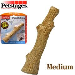 ペットステージ(Petstages)ウッディー・タフ・スティック ミディアム[ペッツビレッジクロス〜ペット通販]