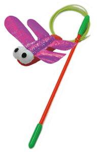 1番人気!羽がとれても遊びつくしちゃいますよ!ガティト パタパタとんぼ 【メール便対応】