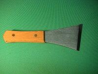 ハガネY型皮スキ75ミリ