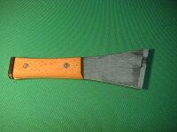 ハガネY型皮スキ60ミリ(ヘッド付)